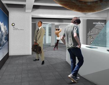 Museo Skyway del Monte Bianco